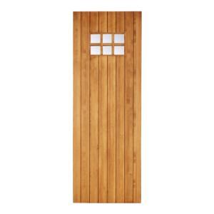 LOHAS material オリジナル無垢建具ドア モダンシリーズ MD07 パイン 無塗装|ok-depot