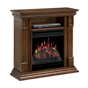 電気式暖炉 カナディアンライフスタイル Dimplex(ディンプレックス) 20inchプロローグ ディアハースト バーニッシュドウォールナット|ok-depot
