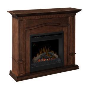 電気式暖炉 カナディアンライフスタイル Dimplex(ディンプレックス) 20inchプロローグ セオドア バーニッシュドウォールナット|ok-depot