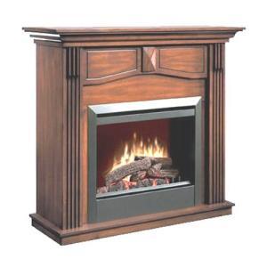 電気式暖炉 カナディアンライフスタイル Dimplex(ディンプレックス) 23inchプロローグ ホルブルック バーニッシュドウォールナット|ok-depot
