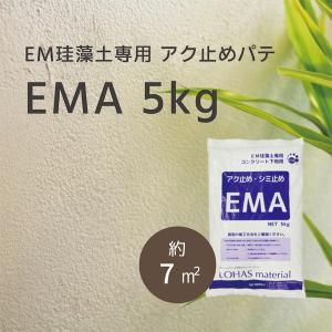 LOHAS material EM珪藻土用 アク止めパテ EMA|ok-depot