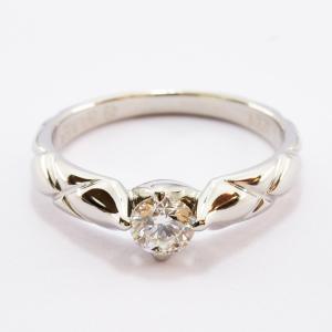 ■サイズ #49 約8.5号 / 4.1g  ■素材 PT950 / ダイヤモンド  ■付属品 箱 ...