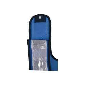安全ベスト 反射ベスト 夜光ベスト 反射チョッキ ピカチョッキ 名入れ可能 3段階サイズ調整|okacho-store|03