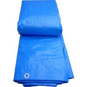 ブルーシート#3000 サイズ3.6m×5.4m 厚手防水 10枚セット