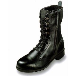 安全靴 セーフティーブーツ セキュリティブーツ 編み上げタイプ CH511|okacho-store