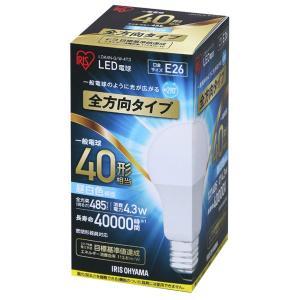LED電球 一般電球40W形相当 昼白色 E26 485lm LDA4N-G/W-4T3 20個セット okacho-store