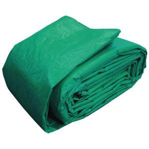 ブルーシート 3000 厚手 防水 3.6m×5.4m 1枚 緑&青