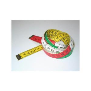 メジャー レインボーメジャー 150cm  【ポスト投函便可】|okada-mishin