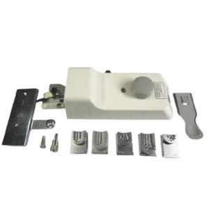 職業用ミシン ボタン穴かがり器 B−6TA 駒5個付 き  |okada-mishin
