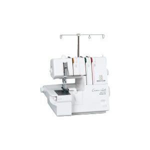 エクシムロック ES4D 2本針4本糸差動付ロックミシン ベビーロック|okada-mishin