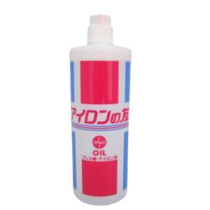 アイロンの友 シリコーンオイル ミズホケミカル 液体タイプ450ml|okada-mishin