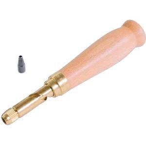 野中製作所 スクリューポンチセット(本体+3mm刃付き)【メール便可】|okada-mishin