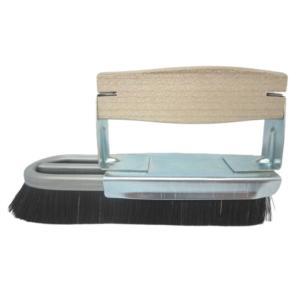 アタテカトール専用ブラシ 起毛の生地の毛羽立て仕上げ|okada-mishin