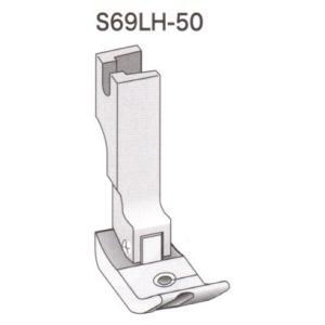 パイピングコード押え金 スイセイ S69LH-50  【ポスト投函便可】|okada-mishin