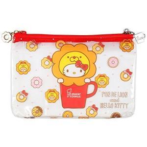 Hello Kittyミスタードーナツペンケースシリーズ