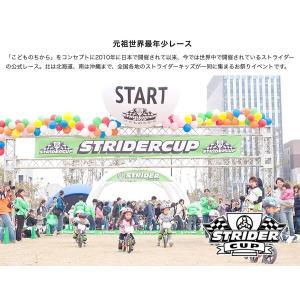 STRIDER ( ストライダー ) 本体 12インチ クラシックモデル ( レッド ) 日本正規品