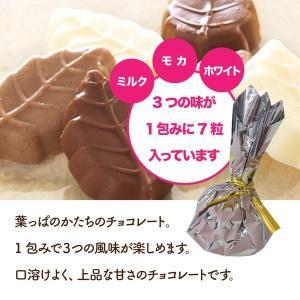 モンロワール ロワール リーフメモリー チョコレート 250g 個包装