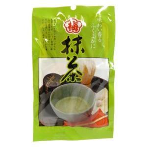 「商品情報」 凍結乾燥した梅肉と抹茶で、 抹茶により和らげられた酸味を有する 梅肉の風味及びあられの...