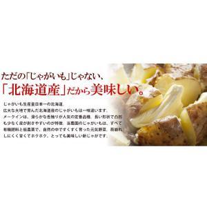 セール じゃがいも 北海道産 メークイン (10kg/MLサイズ)/ 産地直送 低農薬 送料無料|okadanouen|04
