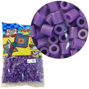 パーラービーズ 単色 5007.紫 (B)_3b_|okadaya-ec