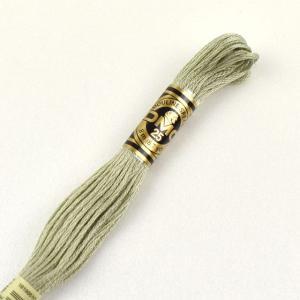 刺しゅう材料 DMC 刺繍糸 25番 色番524 (H)_5a_