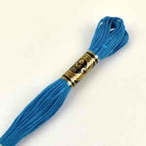 刺しゅう材料 DMC 刺繍糸 25番 色番995 (H)_5a_