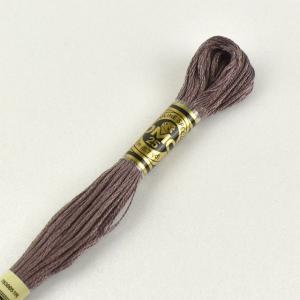 刺しゅう材料 DMC 刺繍糸 25番 色番3041 (H)_5a_