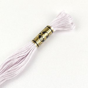 刺しゅう材料 DMC 刺繍糸 25番 色番24 (H)_5a_