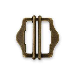 バックル 六角美錠(544) 25mm AG.アンティークゴールド (H)_6a_|okadaya-ec
