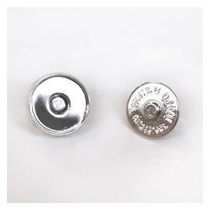 マグネットボタン 磁気防止差し込みタイプ(1121) 14mm N.シルバー (H)_6a_|okadaya-ec