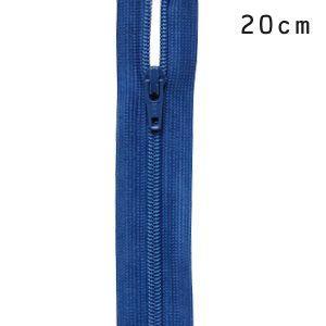 YKK 3コイルファスナー オープン(3CF DA OP) 20cm 558.瑠璃紺 (H)_6b_ okadaya-ec