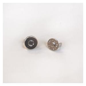 ミニマグネットボタン 差し込みタイプ(1119) 8mm N.シルバー (H)_6a_|okadaya-ec