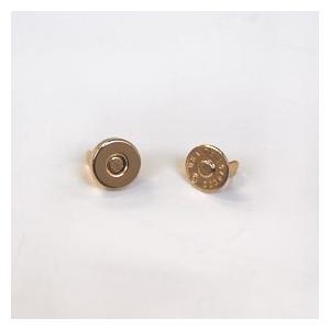 ミニマグネットボタン 差し込みタイプ(1119) 8mm G.ゴールド (H)_6a_|okadaya-ec