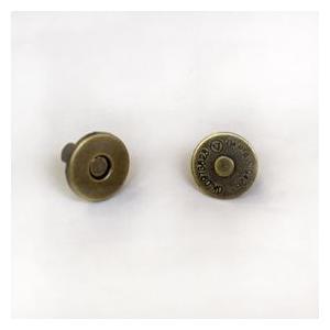 薄型マグネットボタン 差し込みタイプ(1134) 14mm AT.アンティークゴールド (H)_6a_|okadaya-ec