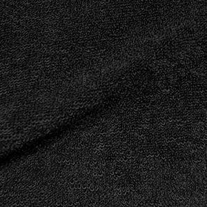 生地 ニットパイル(131) 6.ブラック k3...