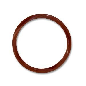 持ち手 ハンドリング 丸(P273) 大/約13cm 茶 (H)_5a_|okadaya-ec
