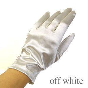 手袋 スパングローブ 21cm/Mサイズ オフホワイト (H)_3b_|okadaya-ec