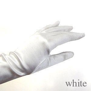 手袋 スパングローブ 40cm/Mサイズ ホワイト (H)_3b_|okadaya-ec