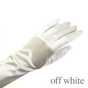 手袋 スパングローブ 50cm/Mサイズ オフホワイト (H)_3b_|okadaya-ec