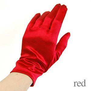 手袋 スパングローブ 21cm/Mサイズ レッド (H)_3b_|okadaya-ec