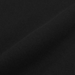 生地 20スパンテレコ(1600) 6.ブラック (H)_at_|okadaya-ec