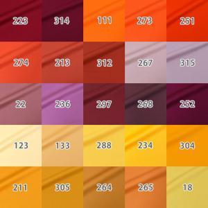 生地 コットンツイル(17000) 273.オレンジ (B)_at_|okadaya-ec|07