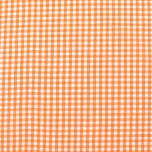 生地 ギンガムチェック(240014) 中 209.オレンジ (B)_at_|okadaya-ec