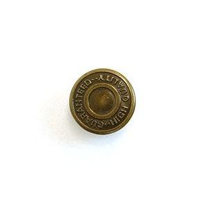 デニムボタン ネオバーロゴ入り(NP-1-17.GHQ) 17mm ABL.いぶしゴールド (H)_6a_|okadaya-ec