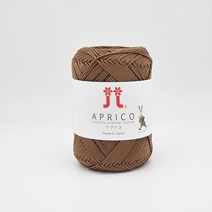 手編み糸 ハマナカ アプリコ 色番19 (M)_b1_