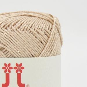 手編み糸 ハマナカ アプリコ ラメ 色番102 (M)_b1_ okadaya-ec 02