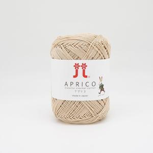 手編み糸 ハマナカ アプリコ 色番25 (M)_b1_
