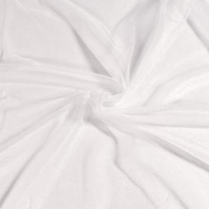 トリコット生地 スパークハーフ(477) 1.白 (B)_at_|okadaya-ec