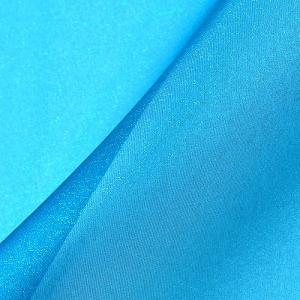 オーガンジー生地 スパーククレポン(468) 18.ターコイズブルー (B)_at_