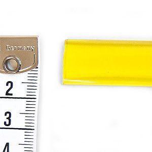 ビニールクリアテープ 15mm 6.黄色 (H)_4a_